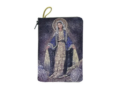 Rosary Cases Tapestry Icon Style 370105