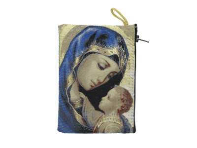Tapestry Icon Rosary Pouches 370101