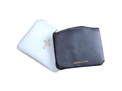 Leather Rosary Pouches 210101-02